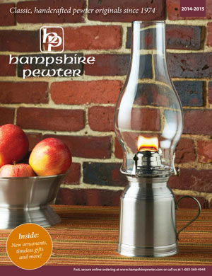 Hampshire Pewter Catalog