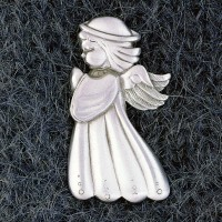 Angelica Coat Pin