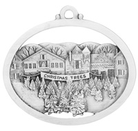 Christmas Tree Sale Ornament