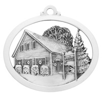 Christmas Shoppe Ornament