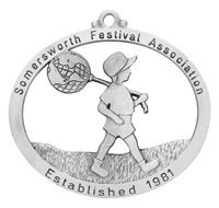 Somersworh Children's Festival Ornament