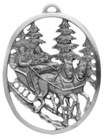 Sleigh Ride Ornament