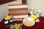 Deluxe Wine & Cheese Entertaining Package