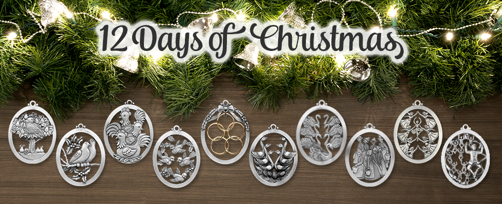 12 days of christmas carol - 12 Days Of Christmas Decorations