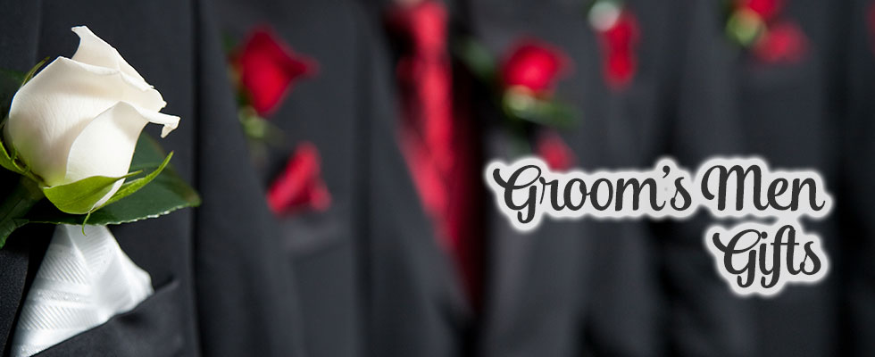 Gifts for your groomsmen and ushers