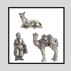 Christmas Nativity Figurine Collection
