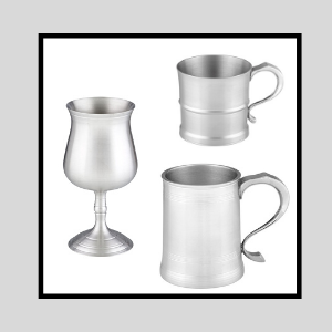 Tankards, Mugs, & Cups
