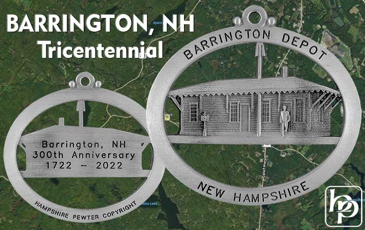 Barrington, NH - Tricentennial Celebration
