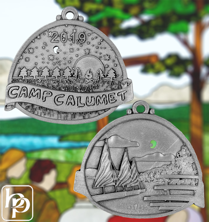 2019 Custom Ornament | Camp Calumet