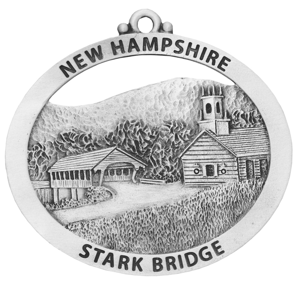 Stark Covered Bridge Ornament