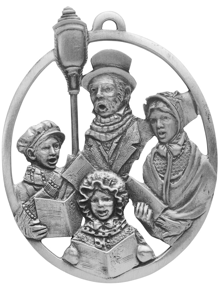 Family of Carolers Ornament