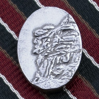 Old Man of the Mountain Tie Tack