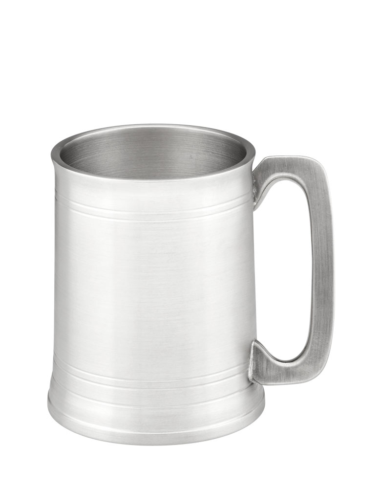 Angle-Handled Tankard/Beer Mug  or Stein