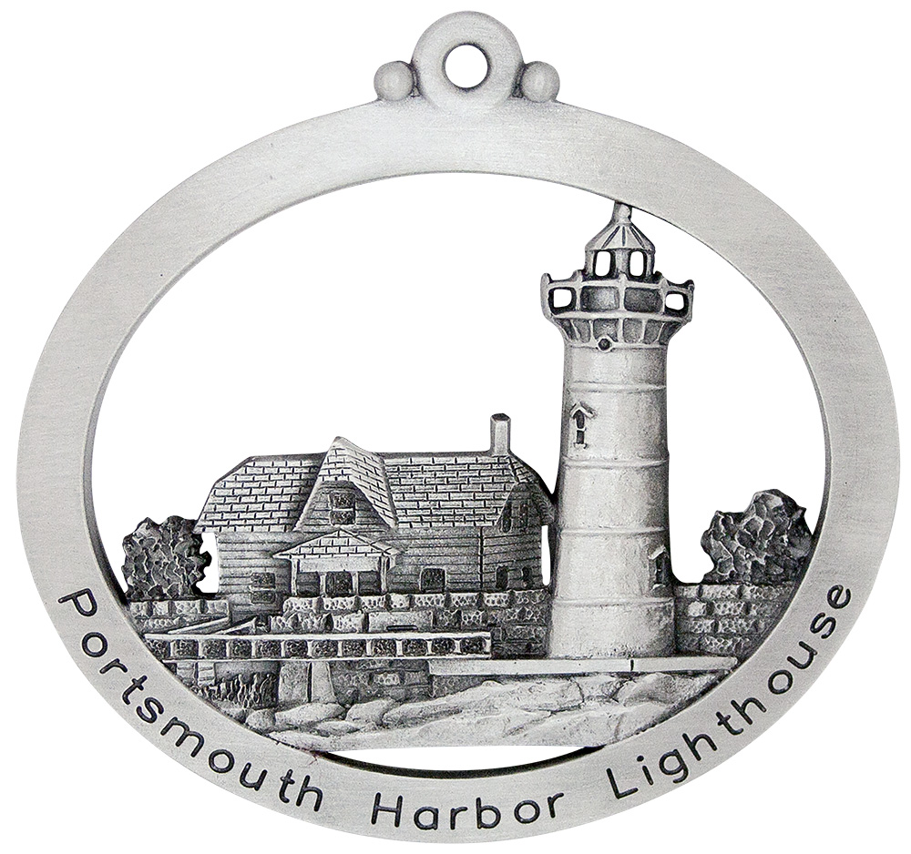 Portsmouth Lighthouse Ornament