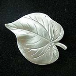 Redbud Tree Leaf Fridge Magnet