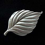 Dogwood Tree Leaf Fridge Magnet