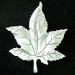 Sweetgum Tree Leaf Fridge Magnet