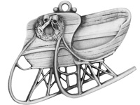 Old Fashioned Sleigh Ornament