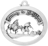 Journey to Bethlehem Ornament