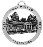 Libby Museum Ornament