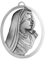 Mary Ornament