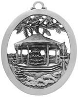 Community Bandstand Ornament