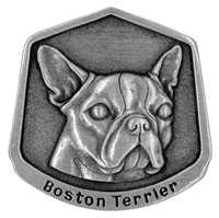 Boston terrier magnet
