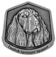 English Springer Spaniel magnet