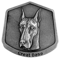 Great Dane magnet