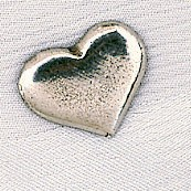 Heart Bag Hat Lapel Pin