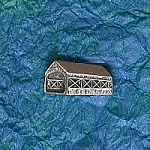 Covered Bridge Tie Tack