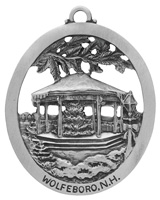 Wolfeboro Community Ornament