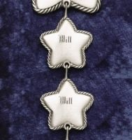 Pewter Family Star - Small