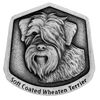 Soft Coated Wheaten magnet