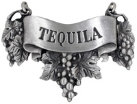 Tequila Liquor Label