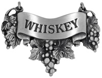 Whiskey Liquor Label