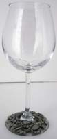 Cardinal Stemmed Wine Glass Base Design
