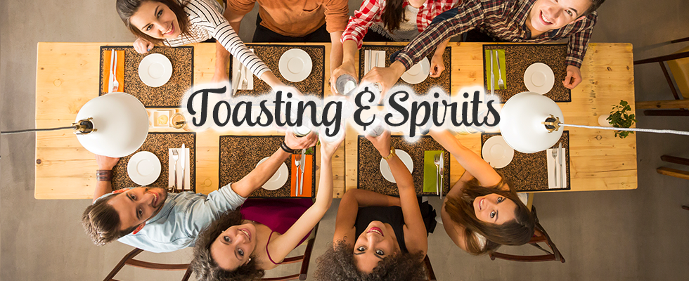 Elegant, sturdy, and durable pewter toasting and spirits gifts