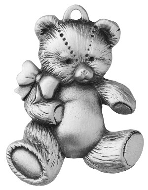 Loveable Teddy Ornament