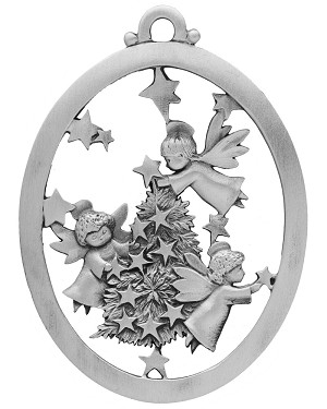 Gathering the Stars Ornament
