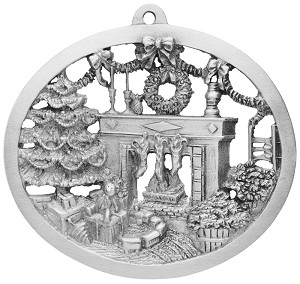 Front of Ornament