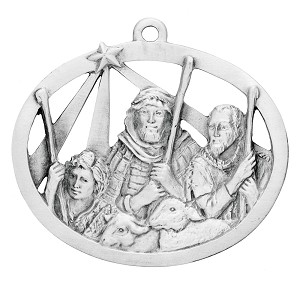 Shepherds Ornament