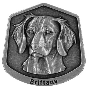 Brittany magnet - Front
