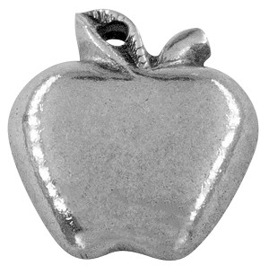 Apple for the Teacher Charm