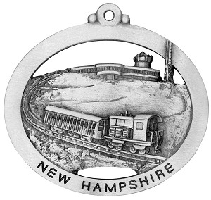 Mount Washington Ornament