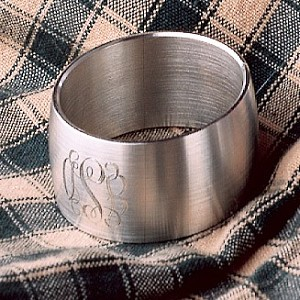 Contemporary Napkin Ring