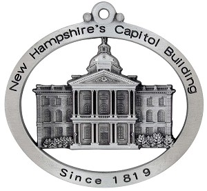 State Capitol Building - New Hampshire